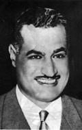 Gamal Abdel Nasser, filmography.