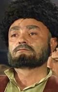 Actor, Director Gasan Turabov, filmography.