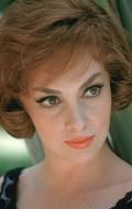 Actress, Director, Writer, Producer Gina Lollobrigida, filmography.