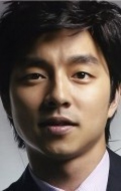 Actor Gong Yoo, filmography.