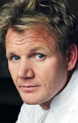Actor, Writer, Producer Gordon Ramsay, filmography.