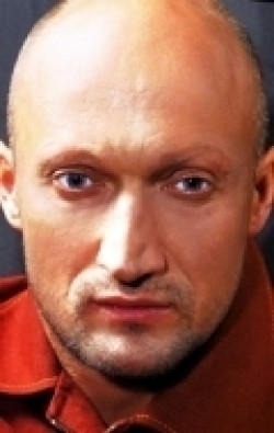 Actor, Writer, Producer, Voice Gosha Kutsenko, filmography.