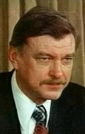 Actor Gunnar Kilgas, filmography.