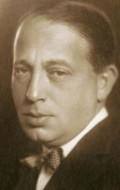 Actor Gyula Gozon, filmography.