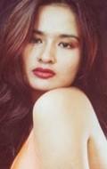 Actress Halina Perez, filmography.