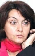 Actress Hamida Omarova, filmography.