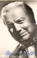 Hans Leibelt filmography.