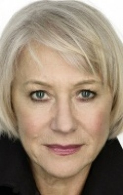 Actress, Director, Producer Helen Mirren, filmography.