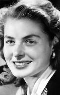 Ingrid Bergman filmography.
