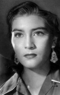 Actress Irma Dorantes, filmography.