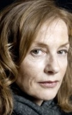 Actress Isabelle Huppert, filmography.