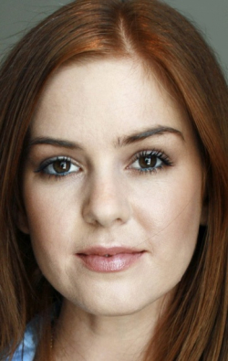 Actress Isla Fisher, filmography.