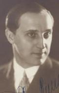 Actor, Director Jan W. Speerger, filmography.