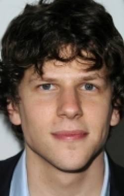 Actor Jesse Eisenberg, filmography.