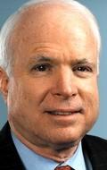 Actor, Writer John McCain, filmography.