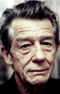 Actor John Hurt, filmography.