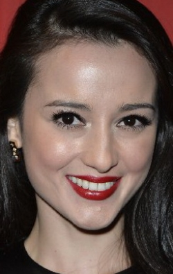 Actress Julie Estelle, filmography.