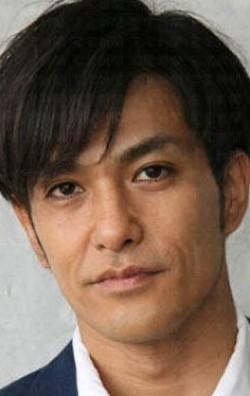 Actor Kazuki Kitamura, filmography.