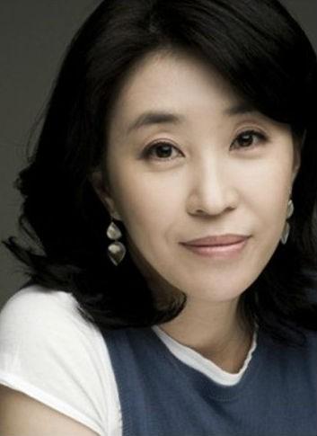 Actress Kim Mi Kyung, filmography.