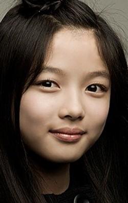 Actress Kim Yoo Jeong, filmography.