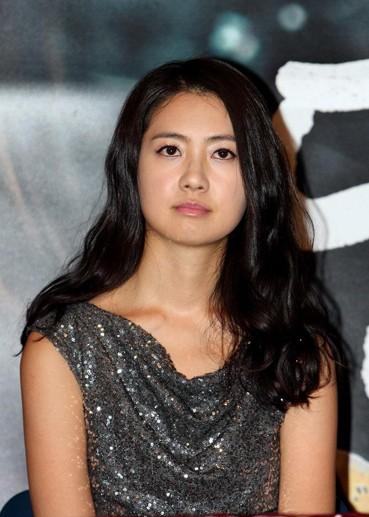 Actress Lee Yo Won, filmography.
