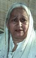 Actress Leela Mishra, filmography.