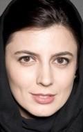 Actress Leila Hatami, filmography.