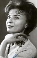 Libuse Svormova filmography.