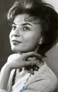 Actress Libuse Svormova, filmography.