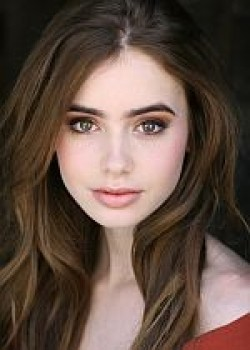 Actress Lily Collins, filmography.
