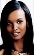 Actress Liya Kebede, filmography.