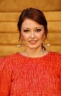 Actress Louise Mieritz, filmography.