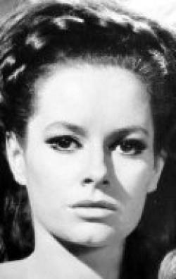 Actress Luciana Paluzzi, filmography.