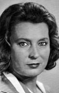 Actress Lyubov Sokolova, filmography.