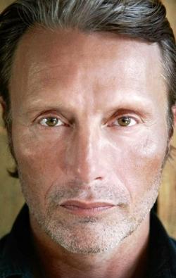 Actor Mads Mikkelsen, filmography.