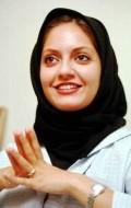Actress Mahnaz Afshar, filmography.