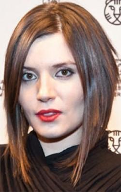 Actress, Director, Writer Maja Milos, filmography.