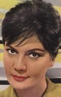 Actress Margit Bara, filmography.