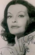 Actress, Design, Writer Margot Hielscher, filmography.