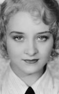 Actress Marian Marsh, filmography.
