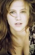Actress Marie Kremer, filmography.