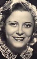 Actress Maria Cebotari, filmography.