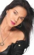 Actress Maria Isabel Lopez, filmography.