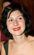 Actress Marta Issova, filmography.