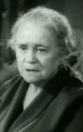 Actress Mary Gordon, filmography.