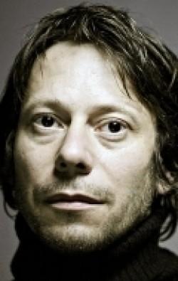 Actor, Director, Writer, Producer, Operator Mathieu Amalric, filmography.