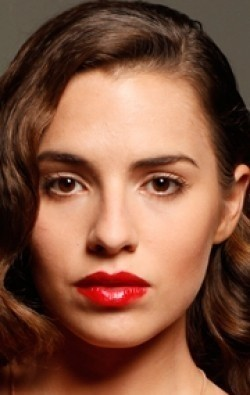 Actress Melia Kreiling, filmography.