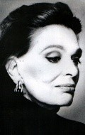 Actress, Writer, Producer Melina Mercouri, filmography.