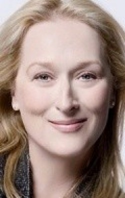 Actress, Producer Meryl Streep, filmography.