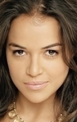 Actress Michelle Rodriguez, filmography.
